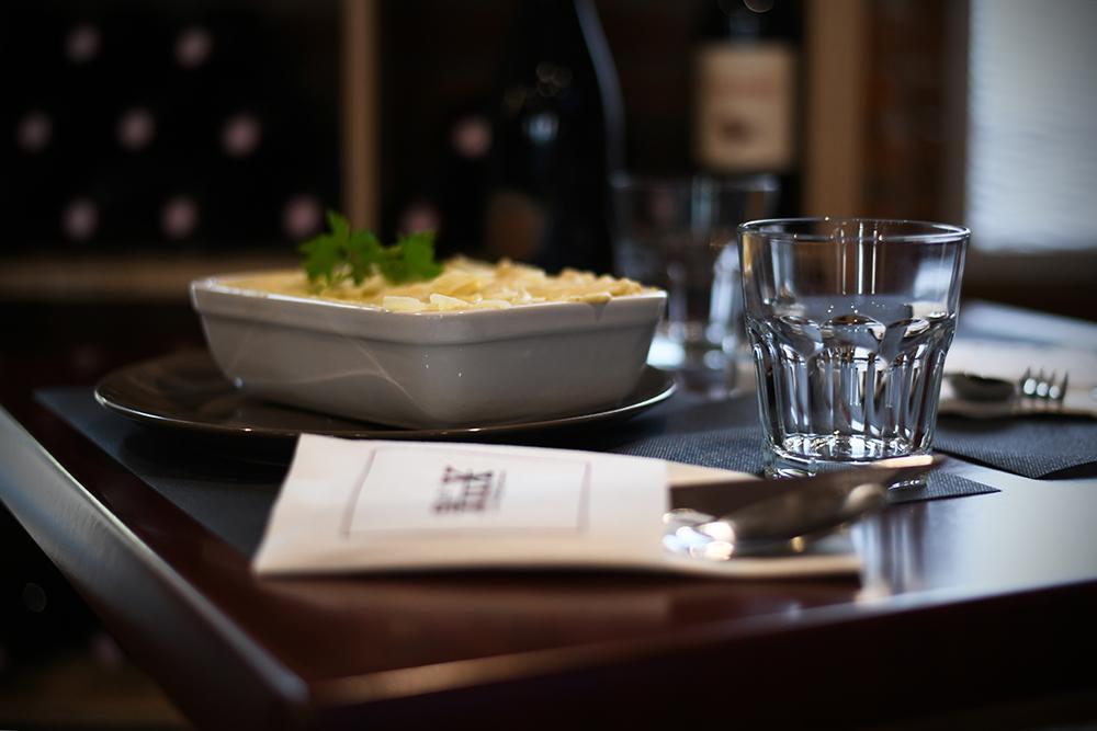 Photo plat restaurant