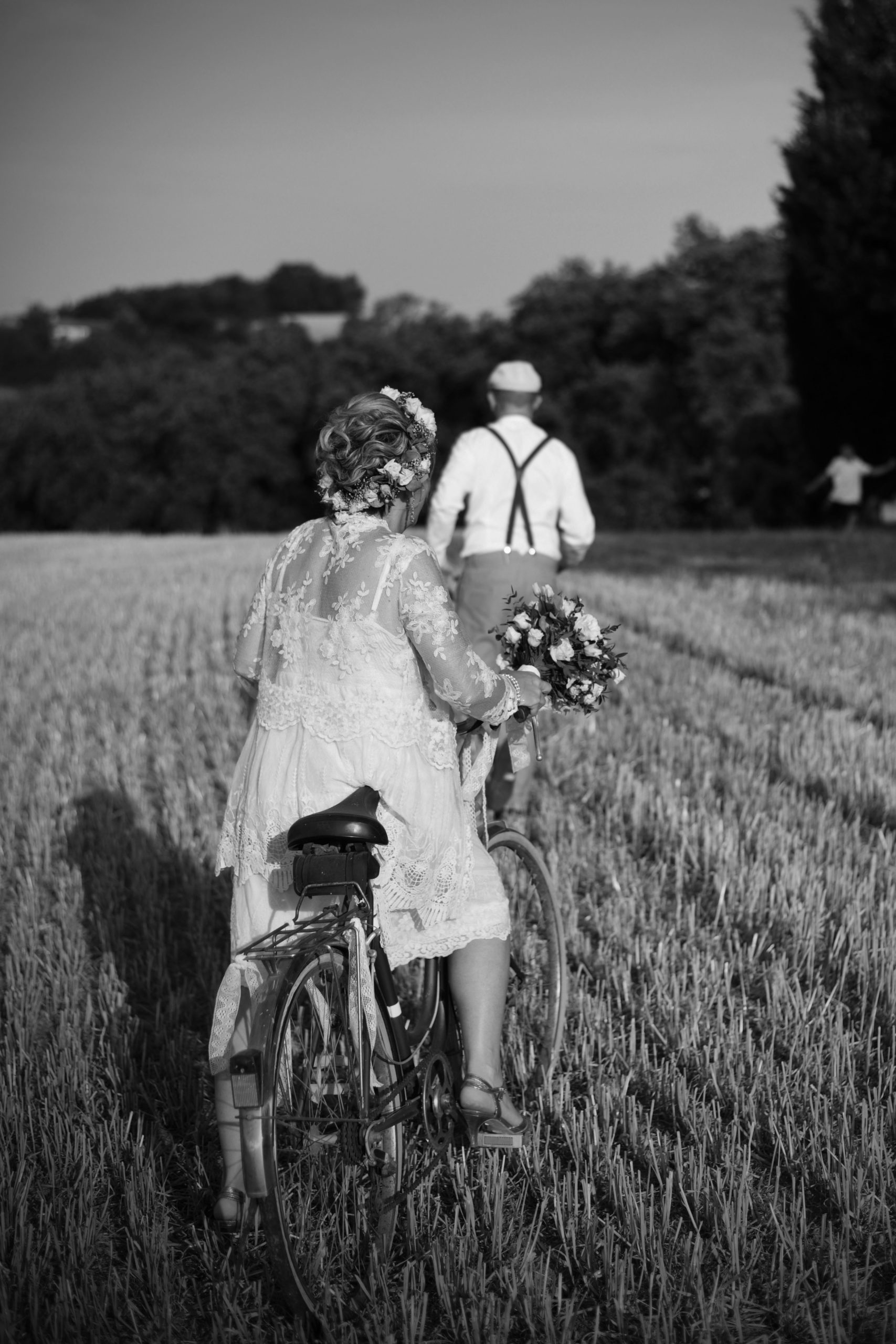 Photo mariage lauragais